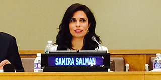 Panel Speaker: United Nations 70th Anniversary Conference - NYC
