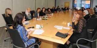 Panel Moderator: Bush Foundation Women's Initiative - NYC
